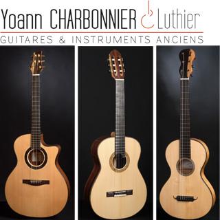 Yoann Charbonnier Luthier