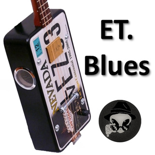 ET. Blues Guitars