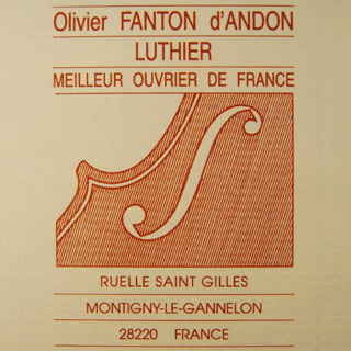 Fanton d'Andon Olivier