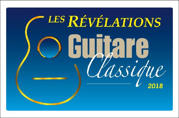Révélations Guitare Classique 2018