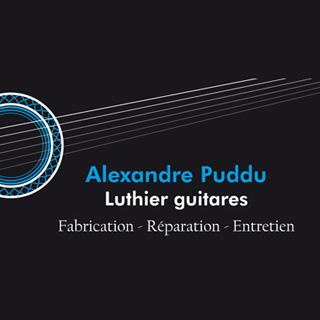 Alexandre Puddu Guitares